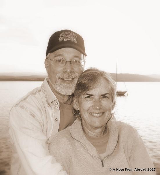Mark and Jan