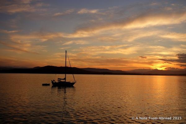 Another beautiful sunset.