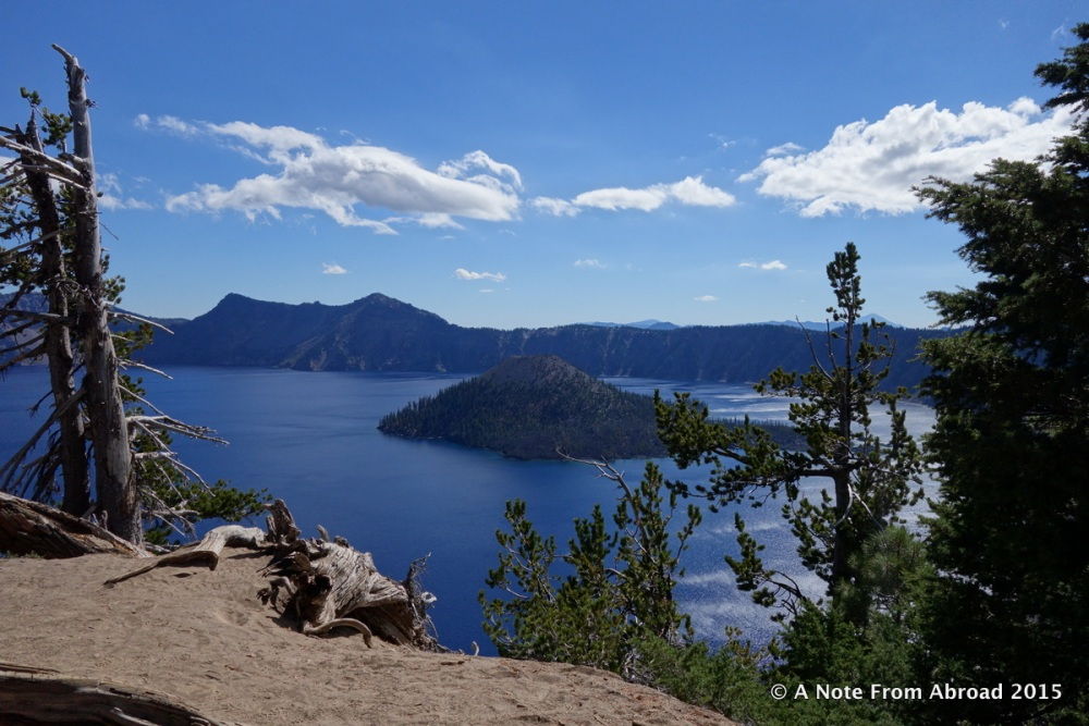 Crater Lake National Park (1/6)