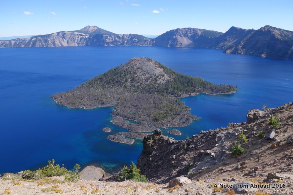 Crater Lake National Park (2/6)