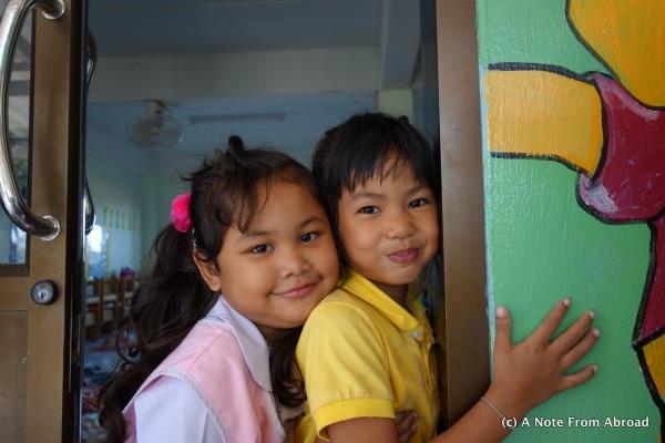 Children of Thailand