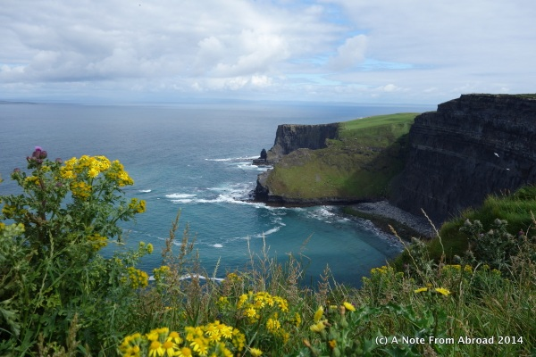 The Cliffs of Moyer, Ireland