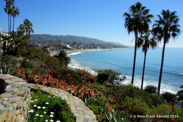California Coastline, Laguna Beach