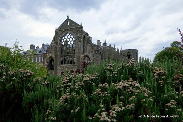 Holyrood Palace, Scotland