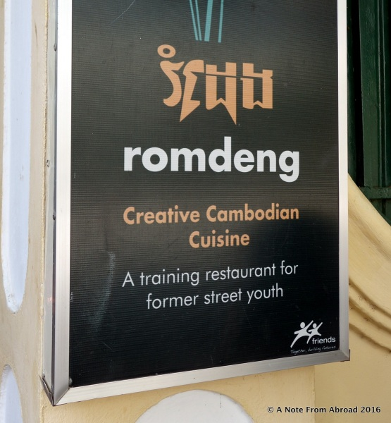 Romdeng - Training center for former street youth