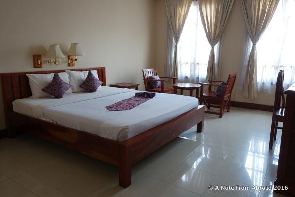 Soria Moria Hotel for three nights