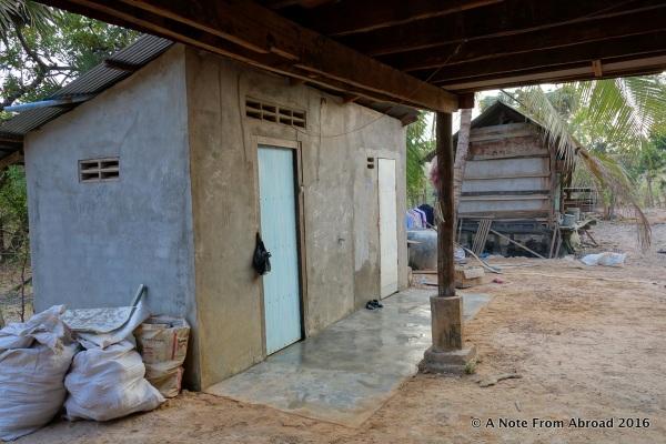 Bathroom/bath house