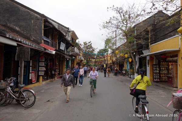 Walking streets