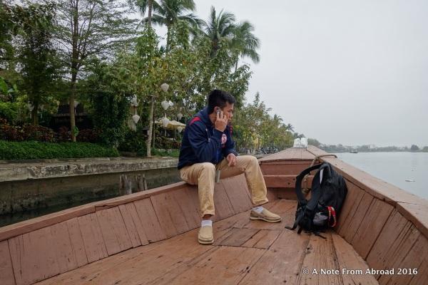Meet our tour guide, Trong Tran.