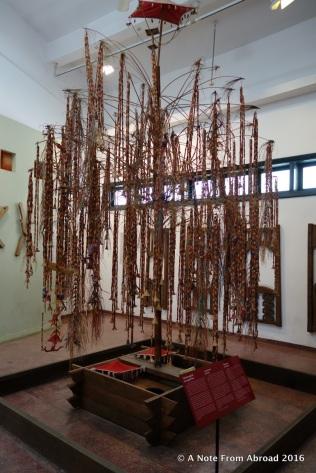 Ritual tree of the Thai