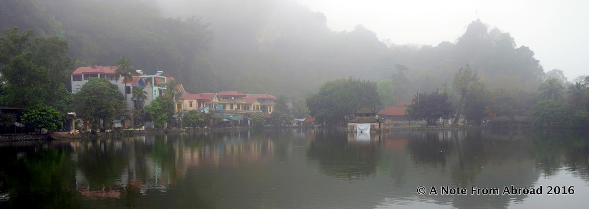 VIETNAM ~ Thay Pagoda, Dao Thuc Village, Thuy Dinh Stage and Long Tri