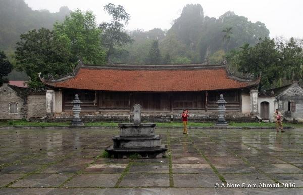 Older pagoda