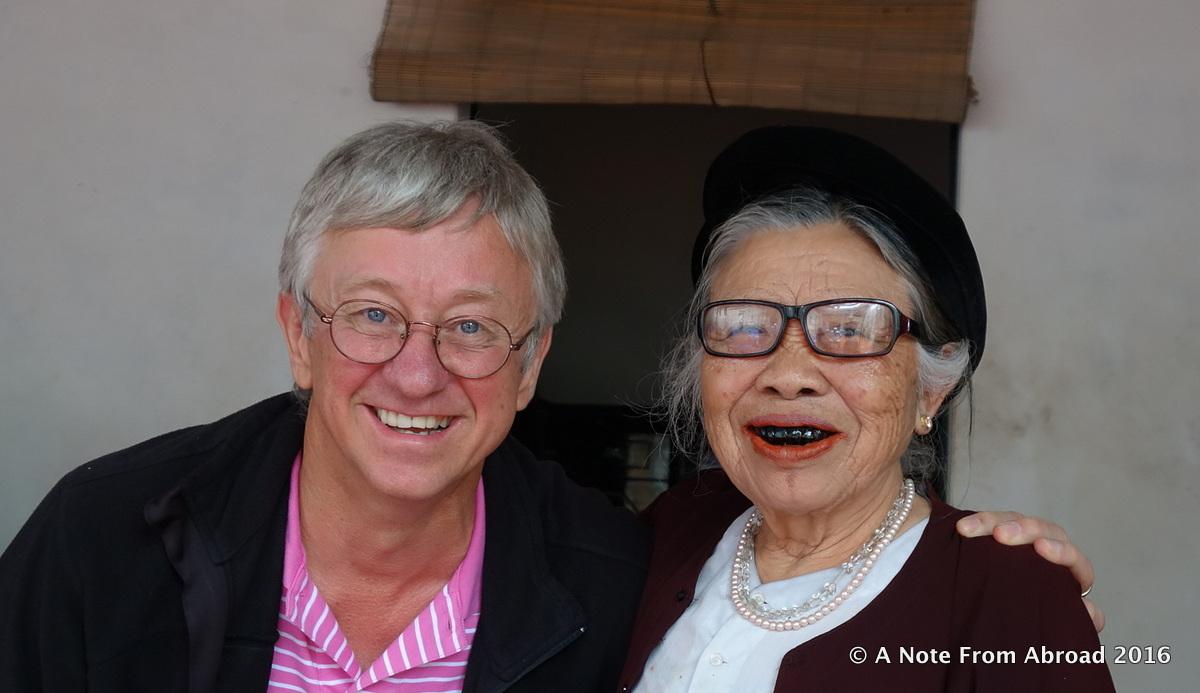 Black Teeth Women of Vietnam