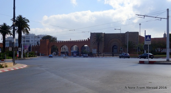 Bab Rouah, Gate of the Wind