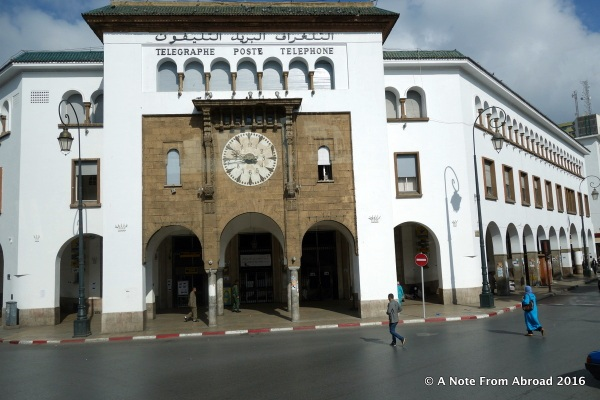 Post Office, Rabat
