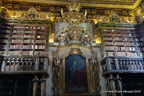 Library of University of Coimbra