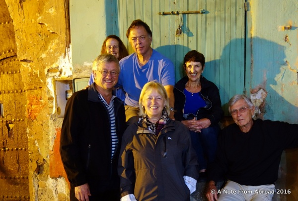 Tim, Deenie, Randy, Joanne, Gloria and Joby