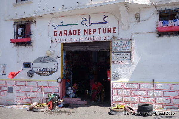Garage Neptune