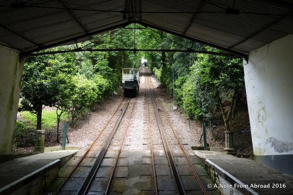 Finicular ride