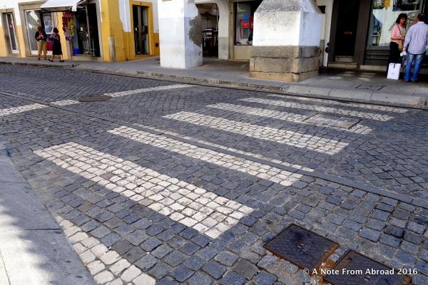 """zebra"" crosswalk"