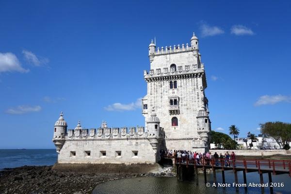 Belem in Lisbon
