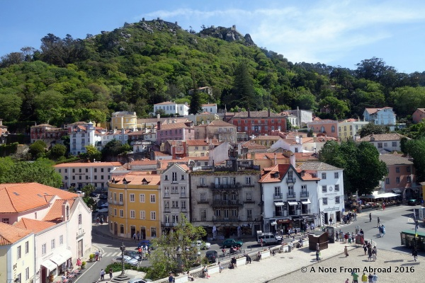 What a charming town Sintra is!