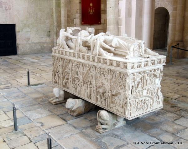 Tomb of Inês de Castro