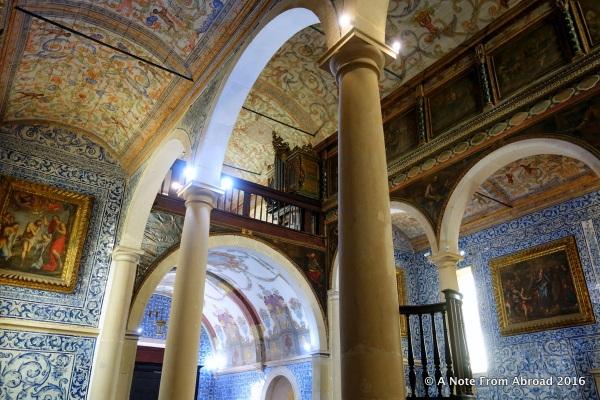 Santa Maria Church, Obidos