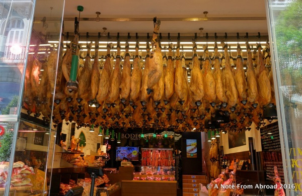 Carnivores abound in Madrid