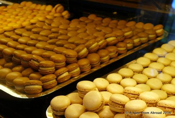 Baby macarons - Luxemburgerli