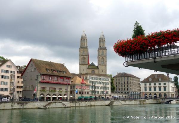 View from Weinplatz