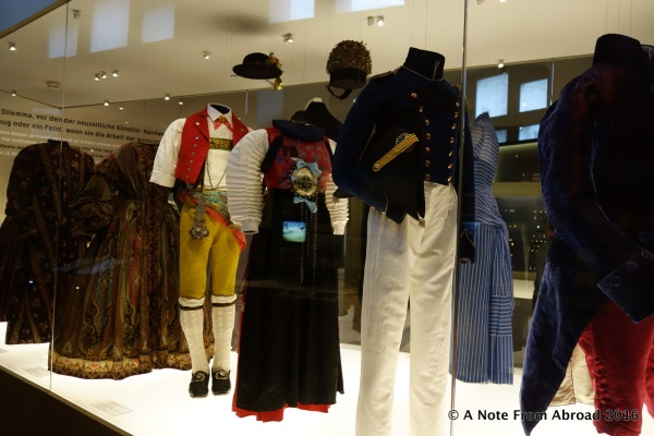 Textiles and traditional clothing