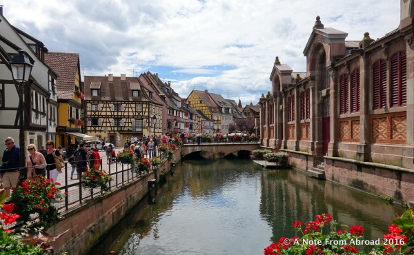 Colmar's Little Venice