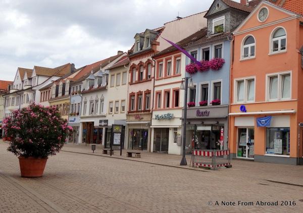 Old Town ~ Maximilianstraße