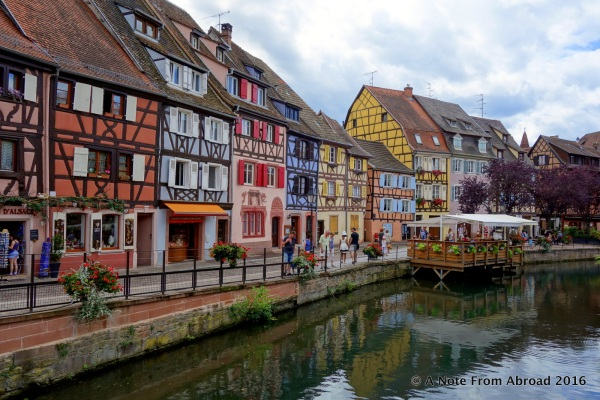 Colmar, France (Little Venice)