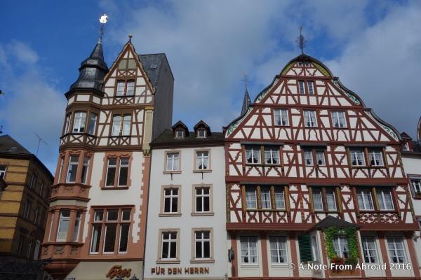 Old Town Bernkastel-Kues