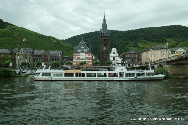 Along the Moselle River