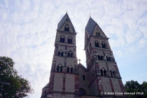 Basilica of St Castor