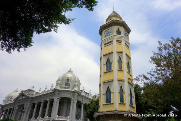 Moorish Clock Tower