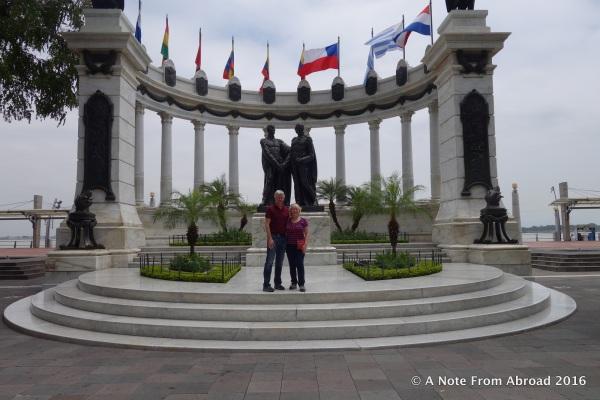 La Rotonda Monument