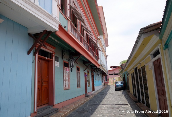 Old Town Guayaquil