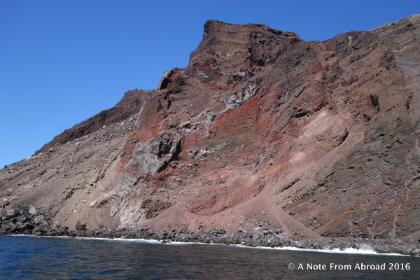 Geology of this island