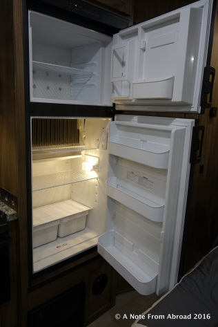 Freezer and Refrigerator