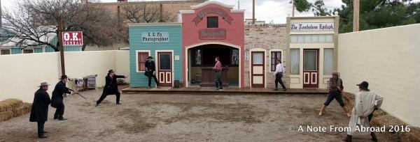 Shootout at the OK Corral