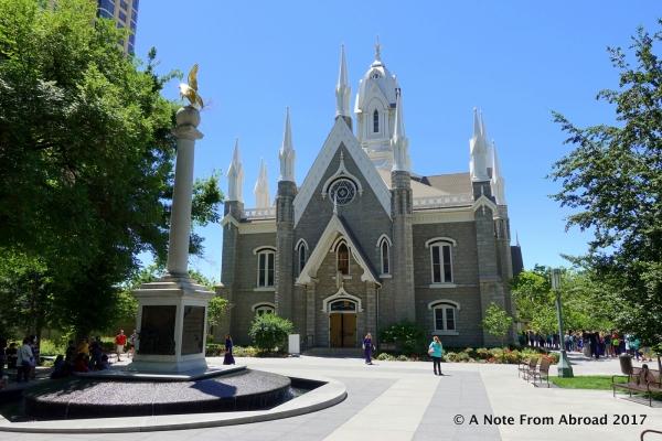 Salt Lake City Hear The Mormon Tabernacle Choir