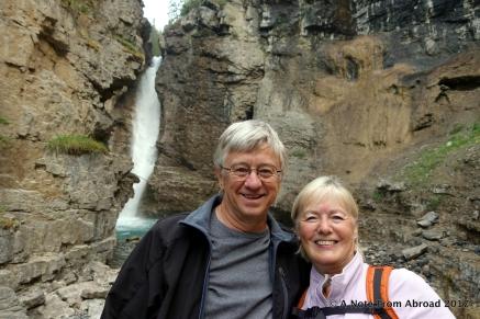 At Upper Falls