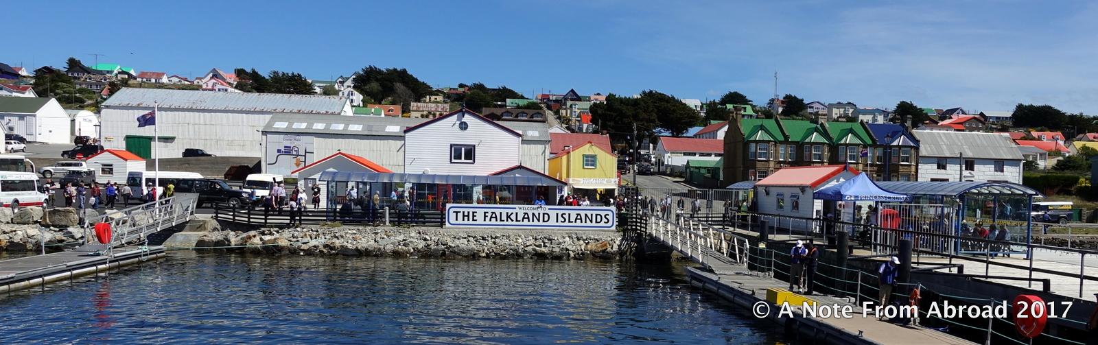 Stanley, Falkland Islands ~ Such a Pleasant Surprise!