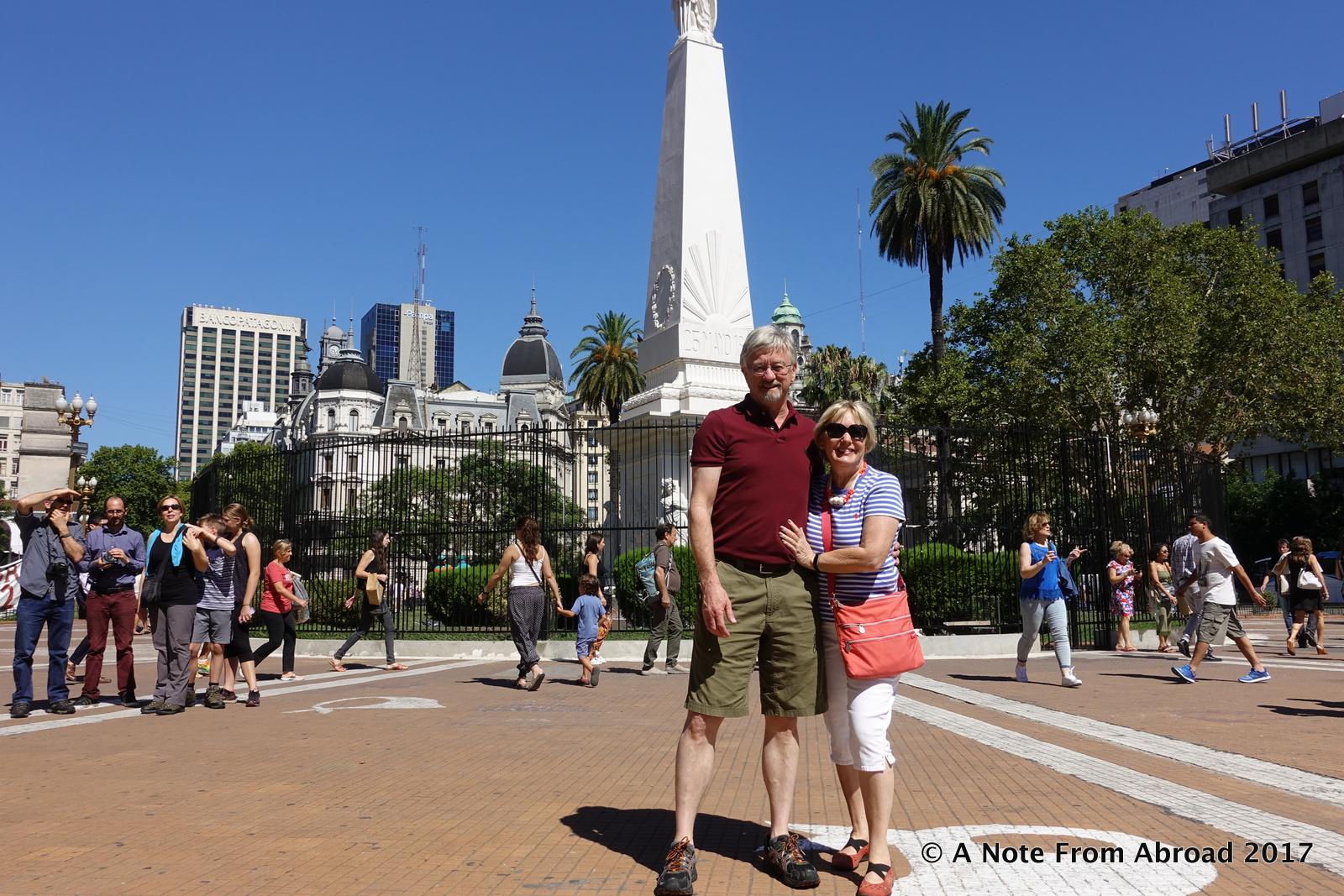 Buenos Aires ~ Evita Tour Including Recoleta Cemetery