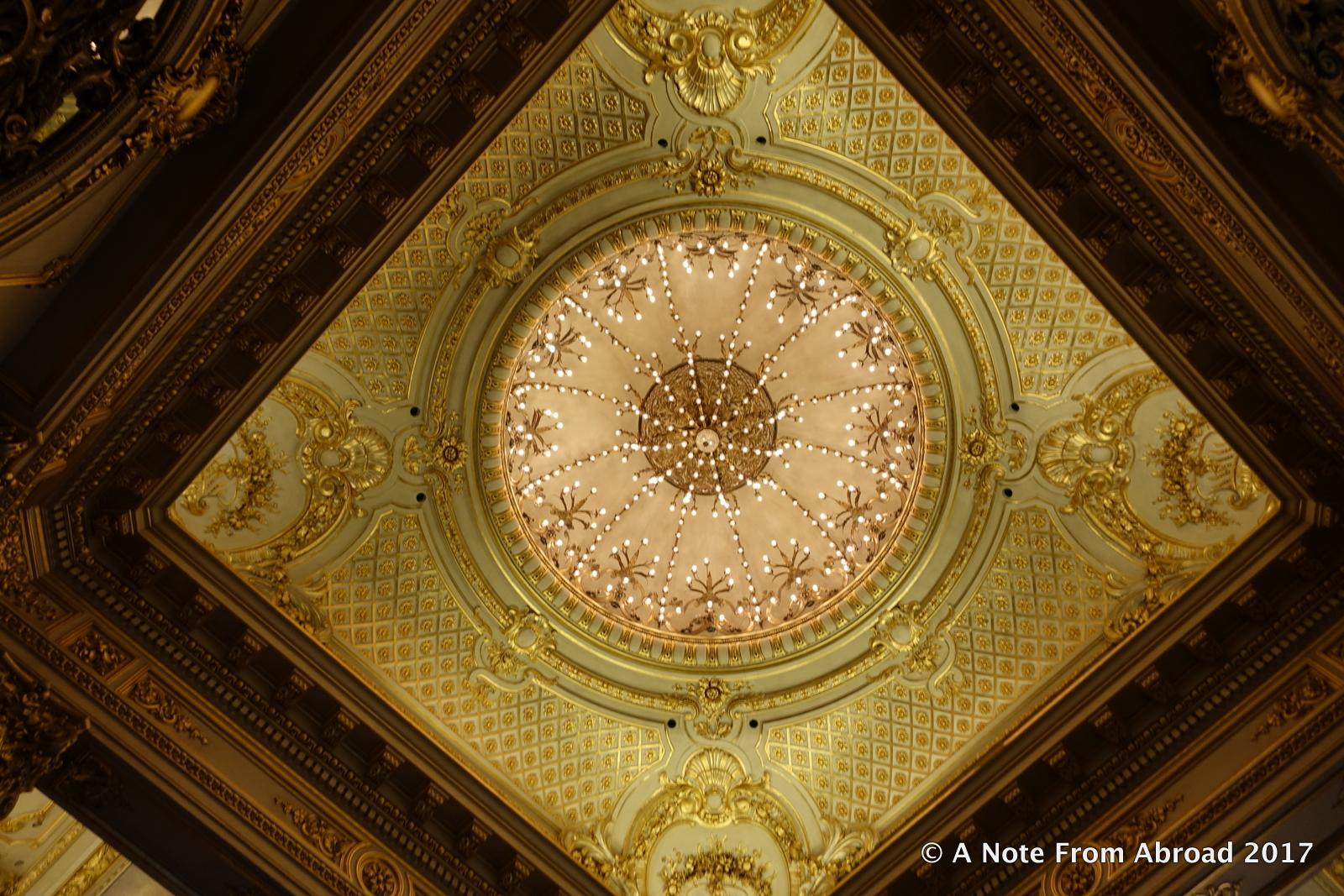 Buenos Aires ~ Opera House (Teatro Colon) Tour